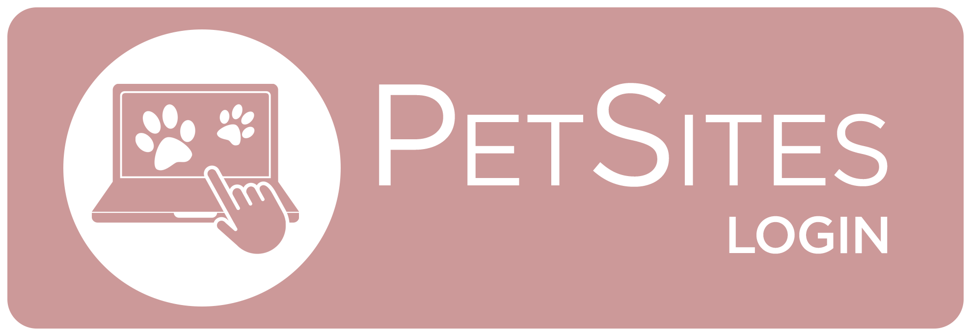 Dogwood Vet Pet Sites Button